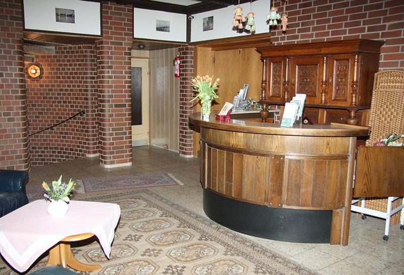 Empfangsbereich – Gasthaus Küker – Familienbetrieb seit 1843